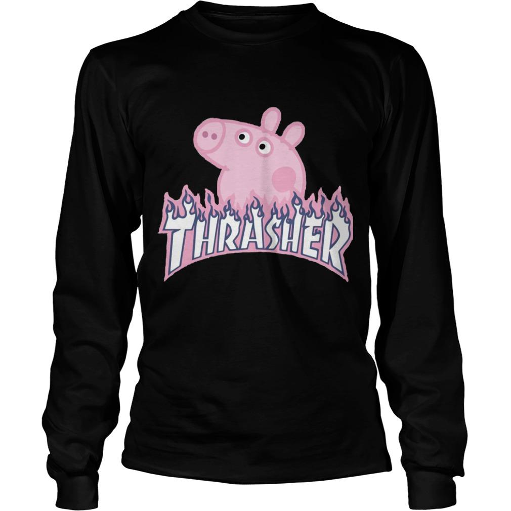 Pig thrasher longsleeve
