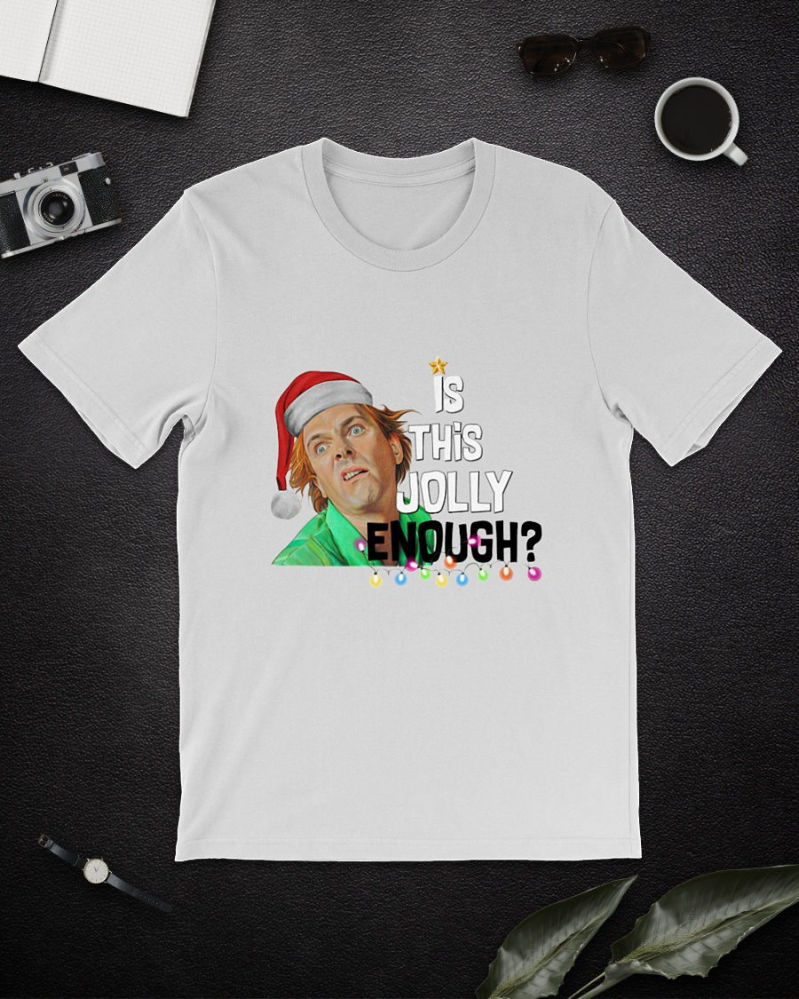 Drop Dead Fred is this jolly enough shirt