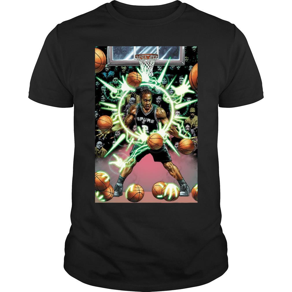 Kawhi Leonard San Antonio Spurs shirt-min