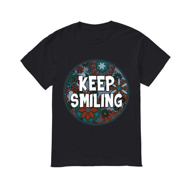 Keep Smiling shirt