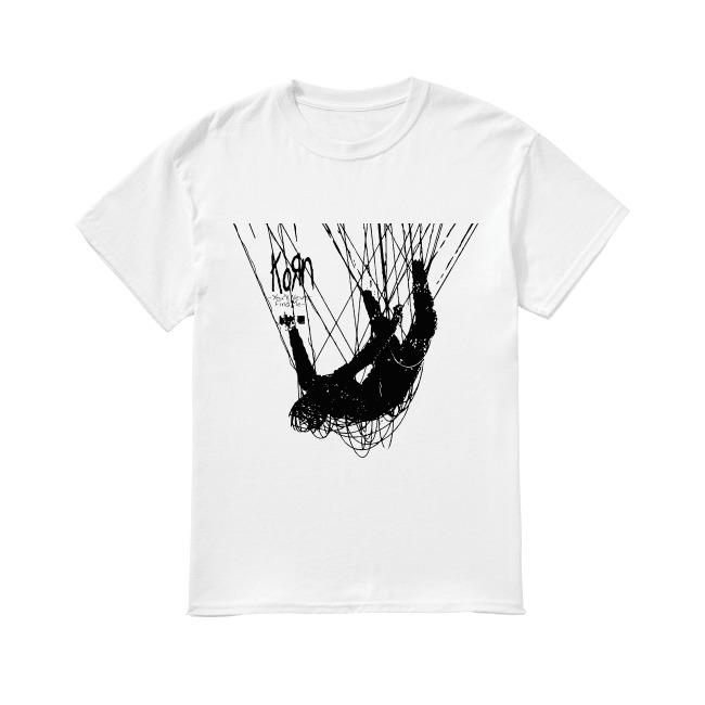 Korn You'll Never Find Me shirt