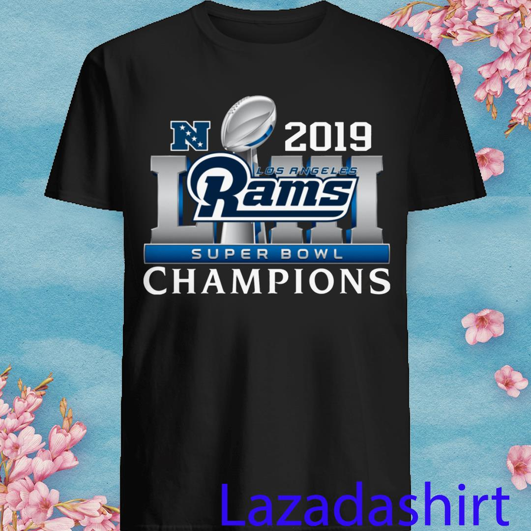 Los Angeles Rams 2019 Super Bowl Champions Shirt