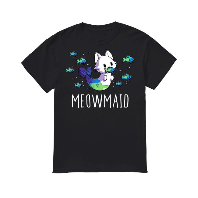 Meowmaid shirt