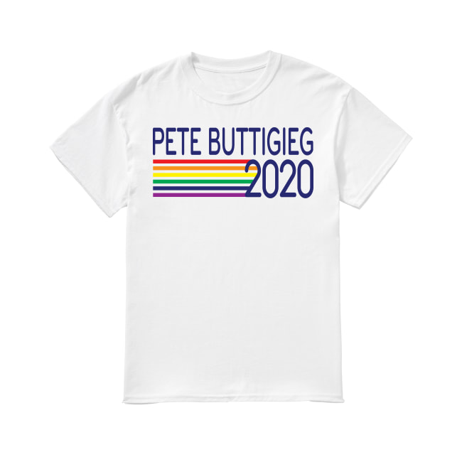 Pete Buttigieg for president 2020 shirt