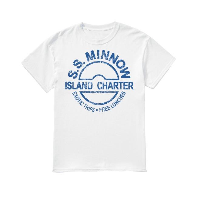 SS MINNOW Island Charter shirt