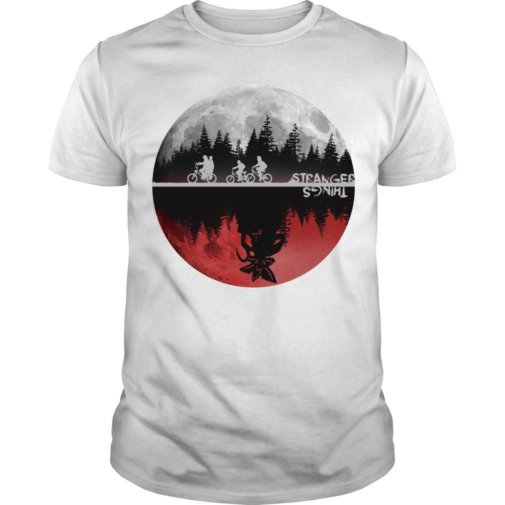 Stranger Things Summer in Hawkins shirt