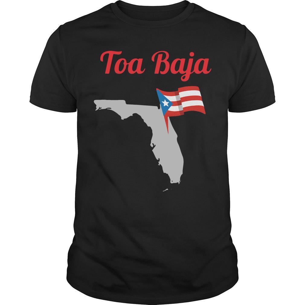 Toa Baja Shirt