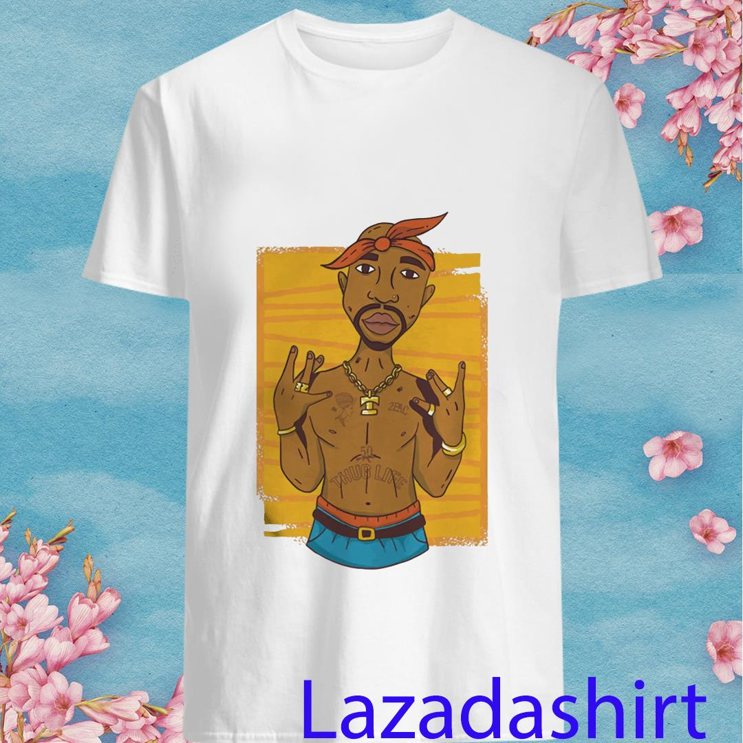 Thug Pac Sublimation Dryfit Shirt