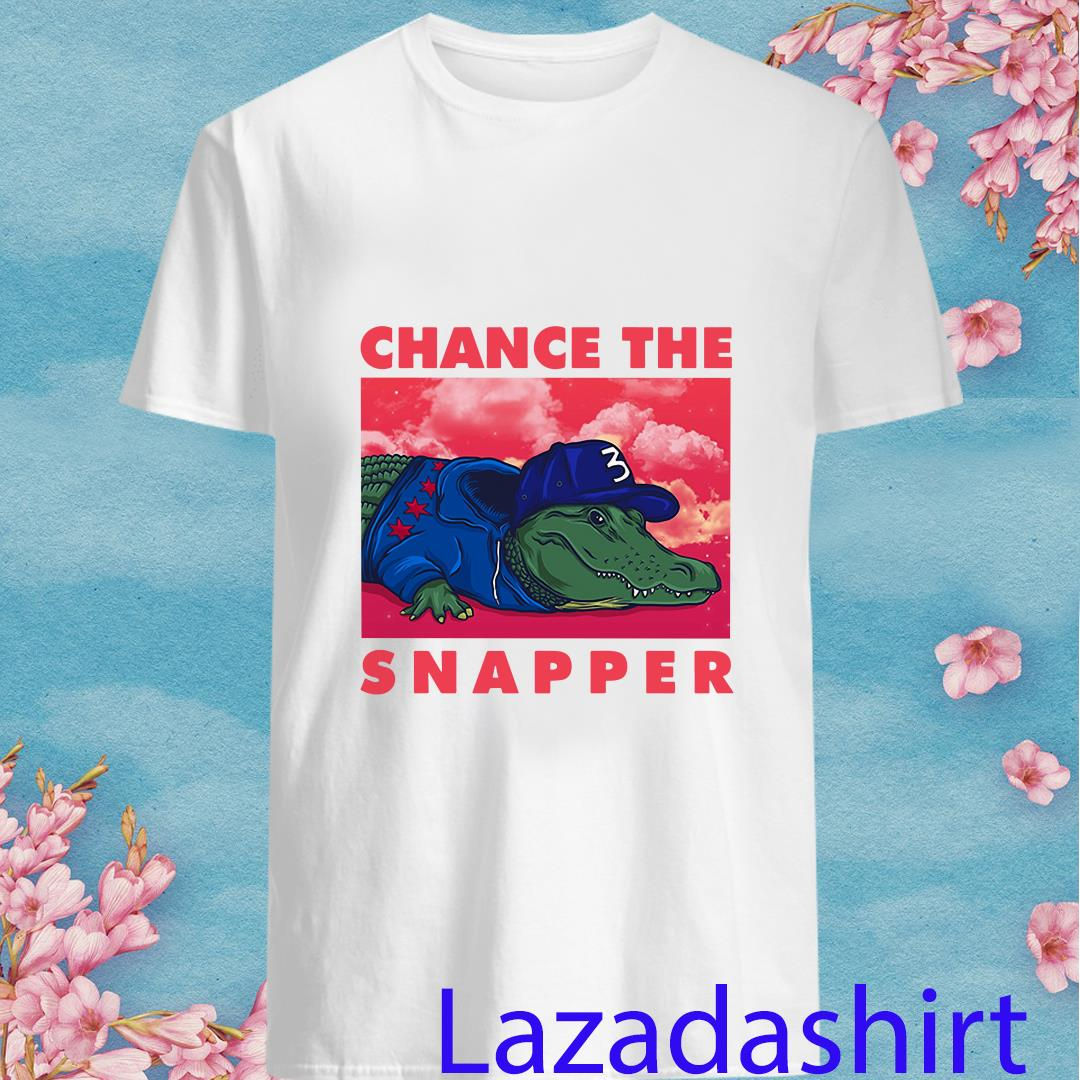 Chance The Snapper Chicago Alligator Hat 3 Shirt