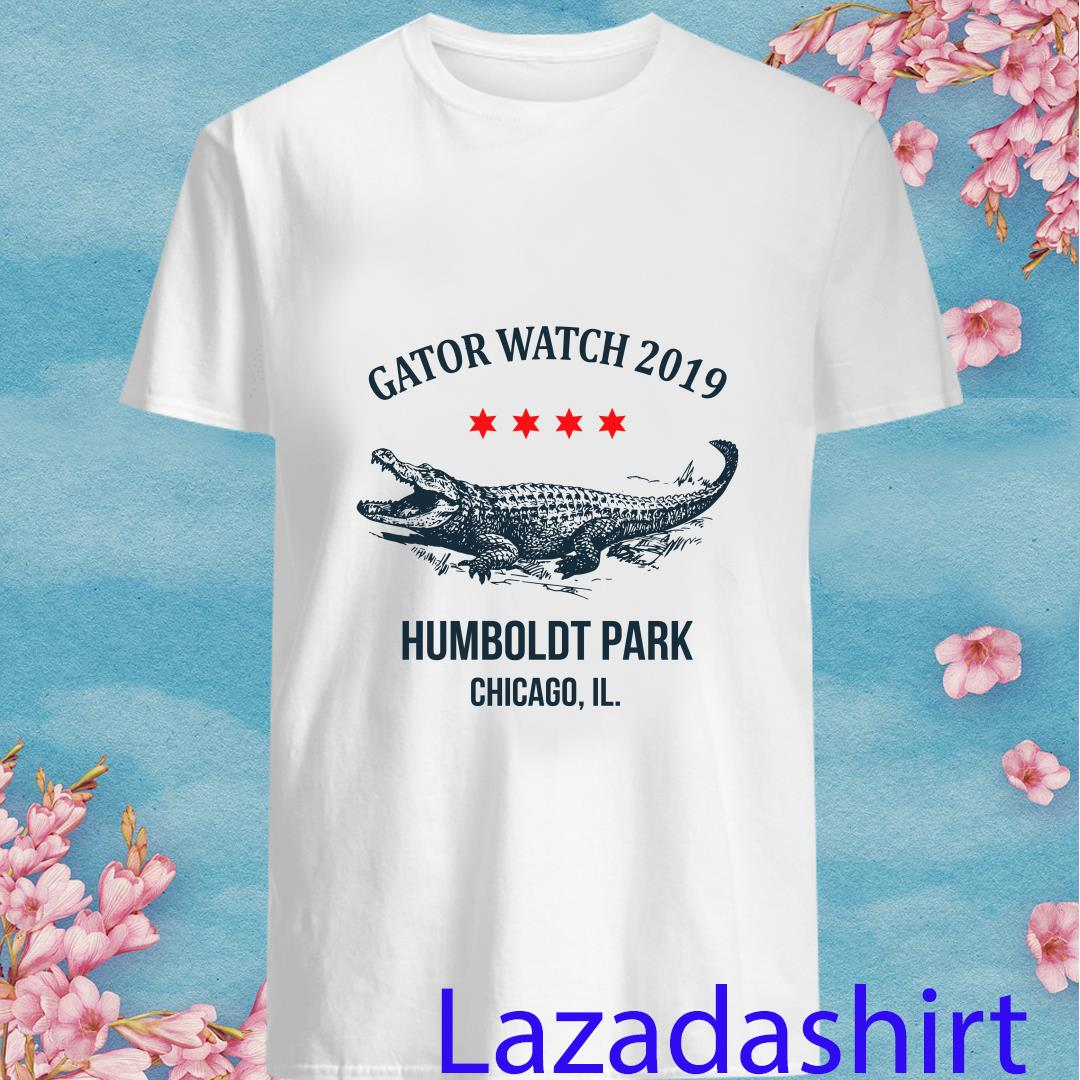 Gator Watch 2019 Humboldt Park Shirt