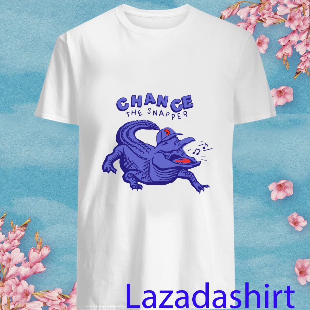 Chance The Snapper Chicago Alligator Hat J Shirt