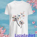 Dandelion Puzzle Pieces Autism Awareness Shirt