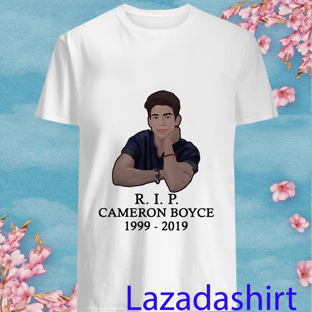 AlmaTee Rip Cameron Boyce Shirt