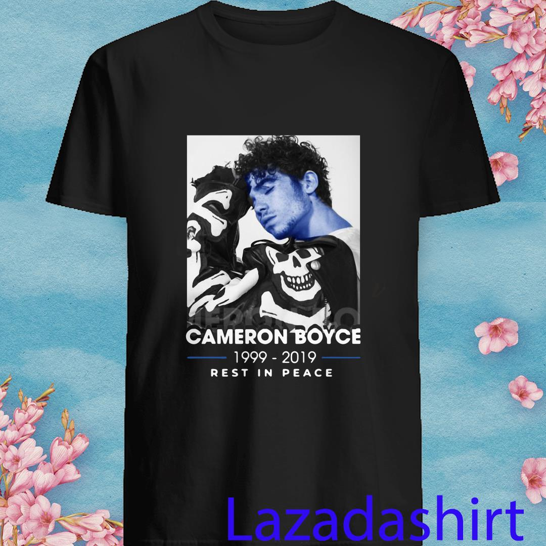 Cameron Boyce RIP 1999 2019 Rest In Peace Shirt