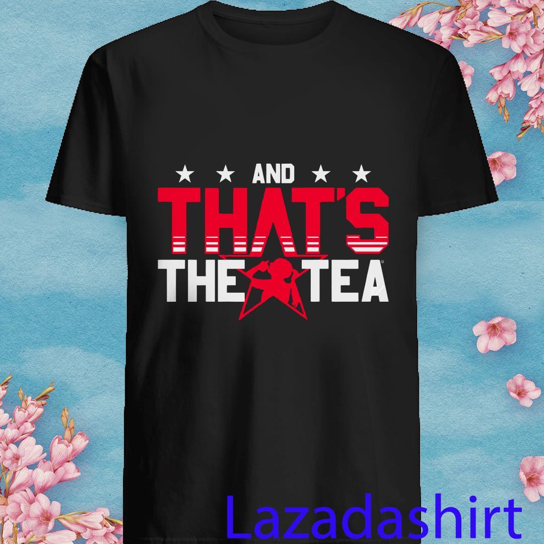 Teedodi and That's The Tea Alex Morgan Shirt
