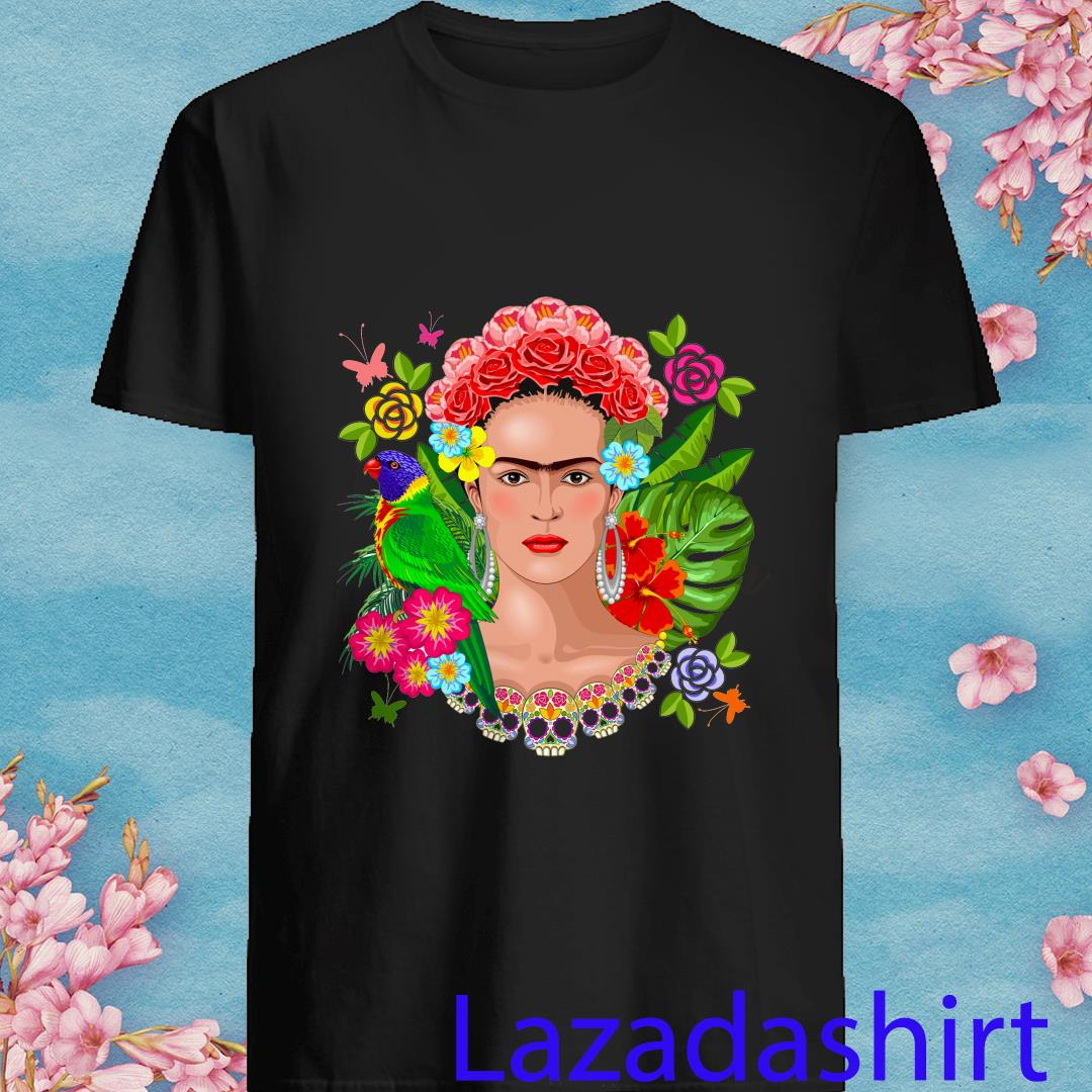 Frida Kahlo Jungle Shirt