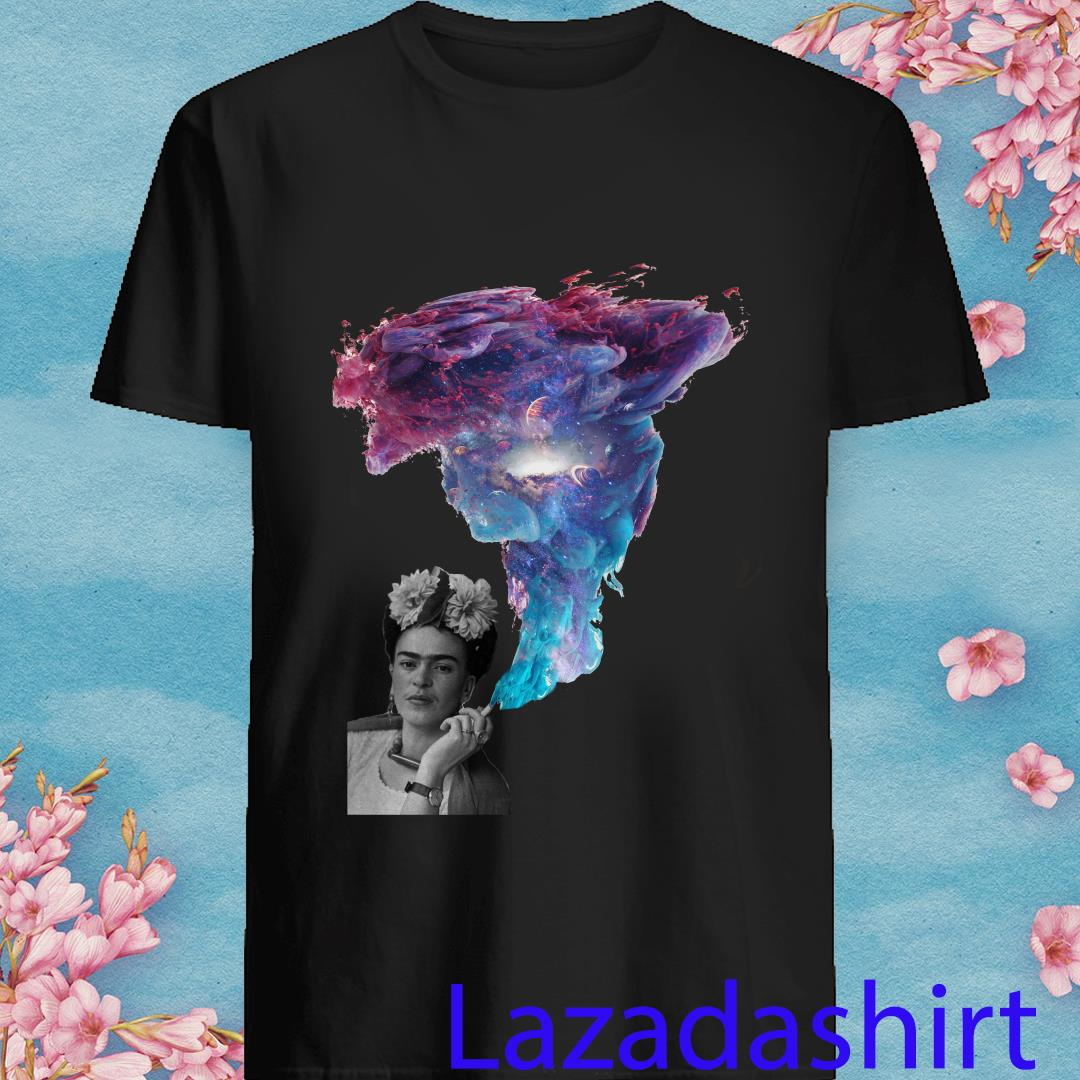 Full Frida Space Shirt