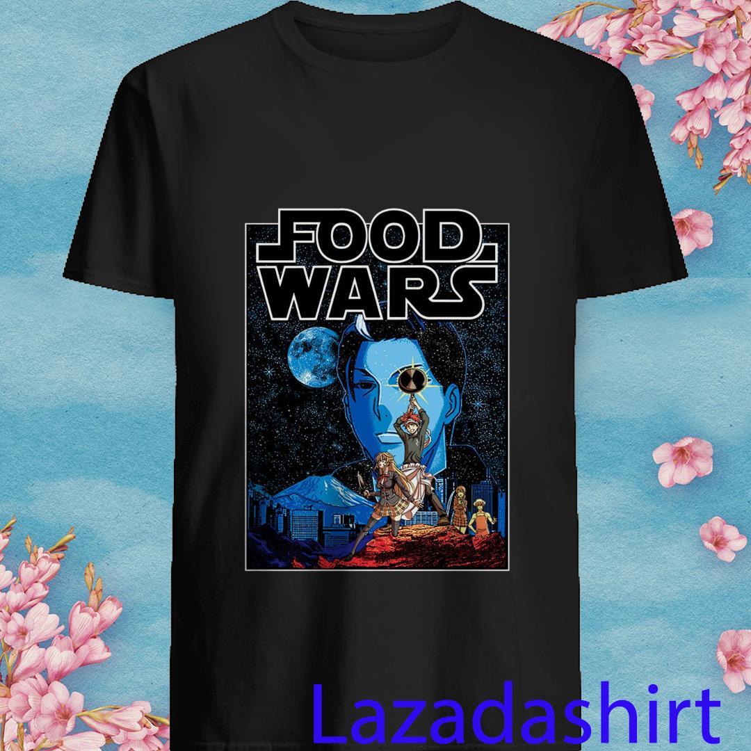 Food Wars Shokugeki No Soma Shirt