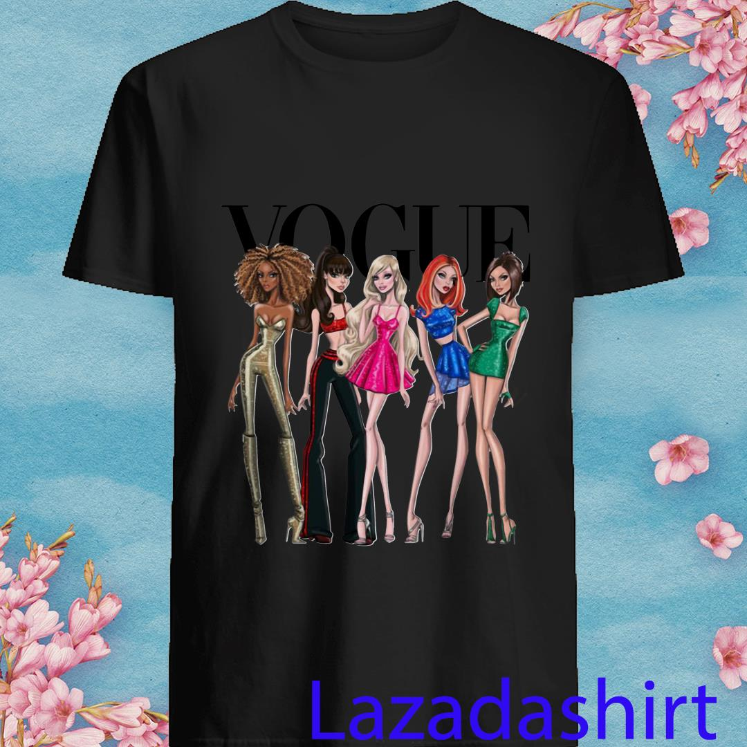 Spice Girl Vogue Shirt
