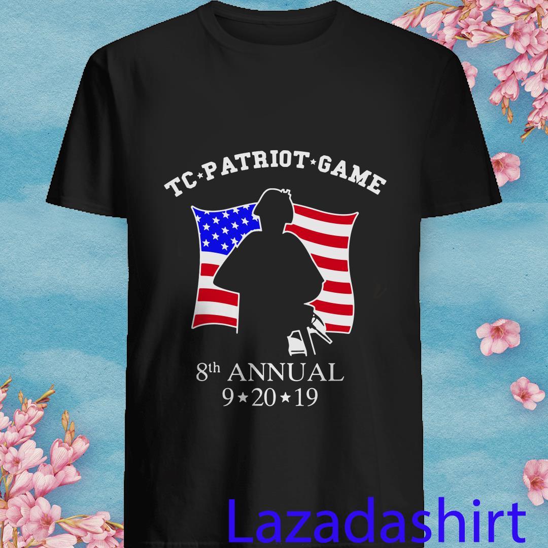 TC Patriot Game Shirt