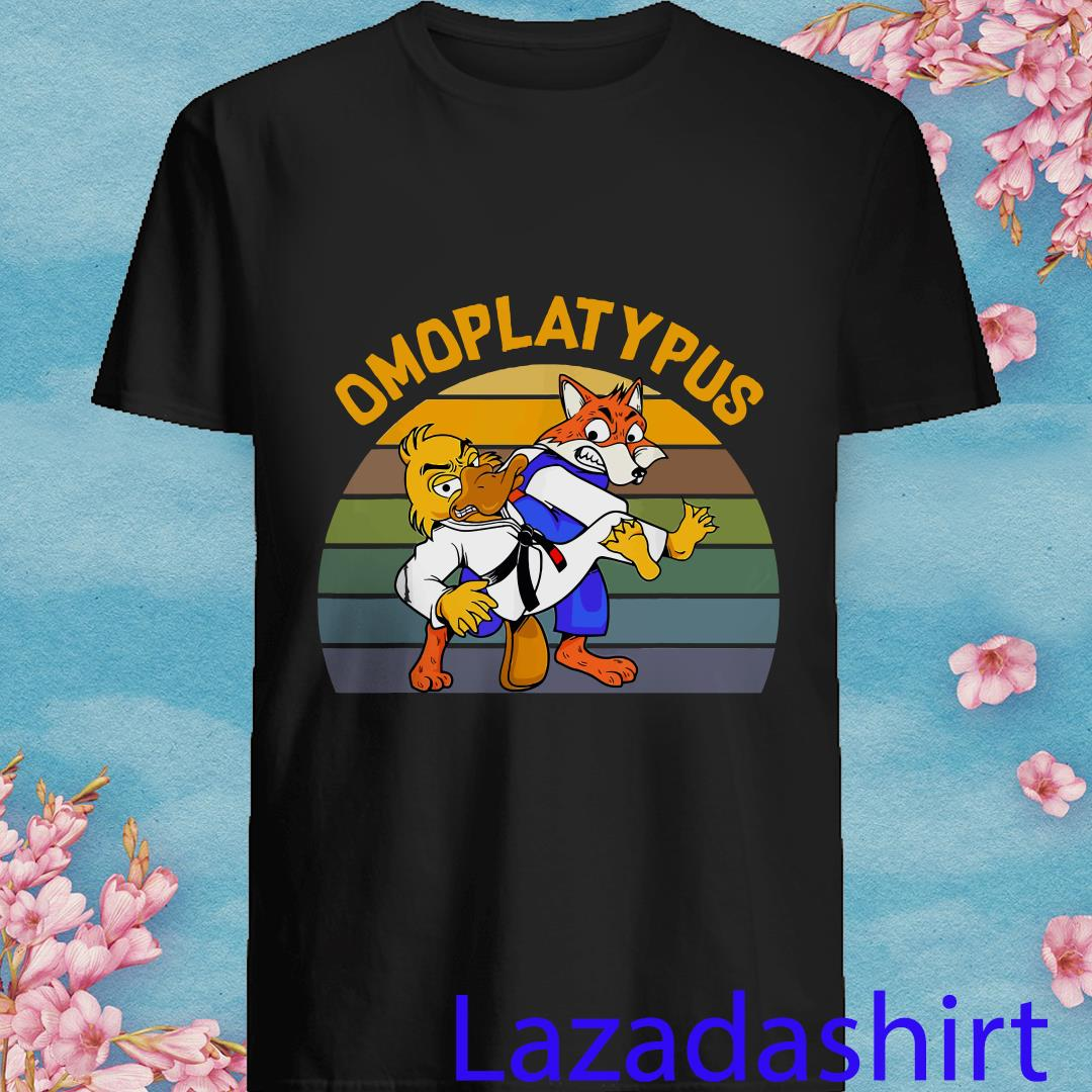 Omoplatypus Shirt