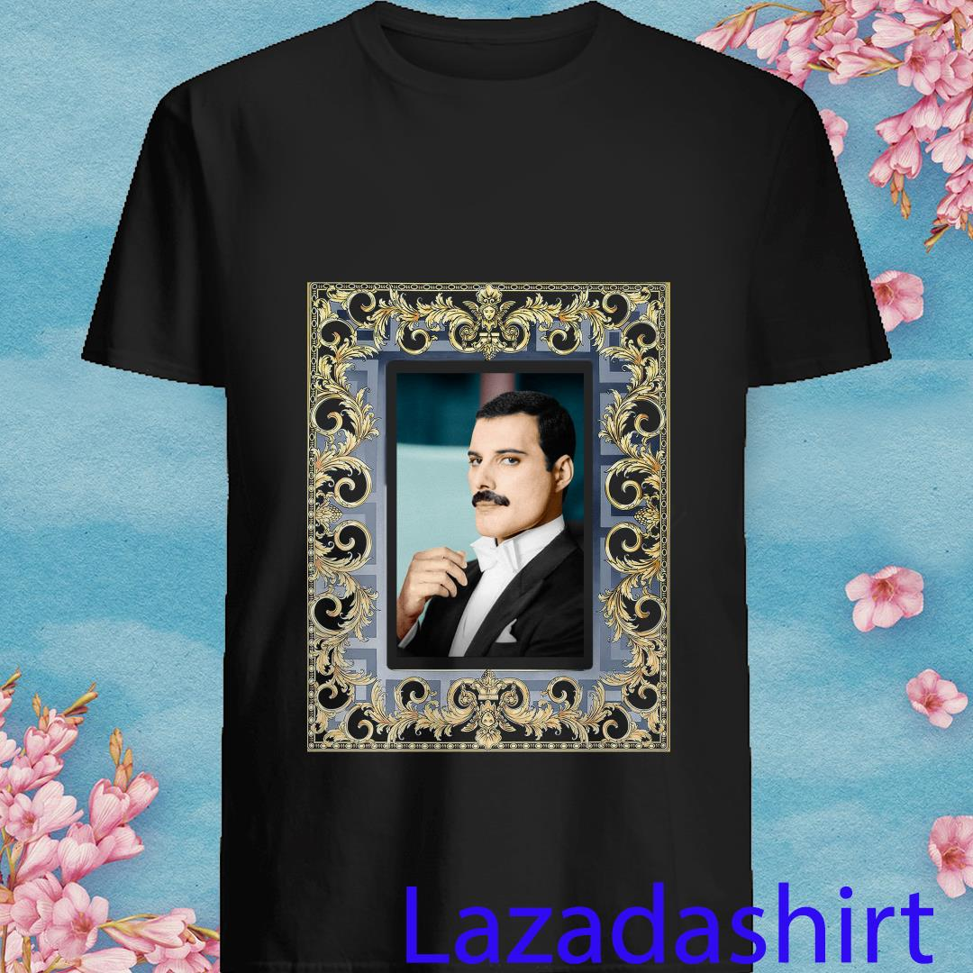 Picture Frame The Best Ever Queen Freddie Mercury Shirt