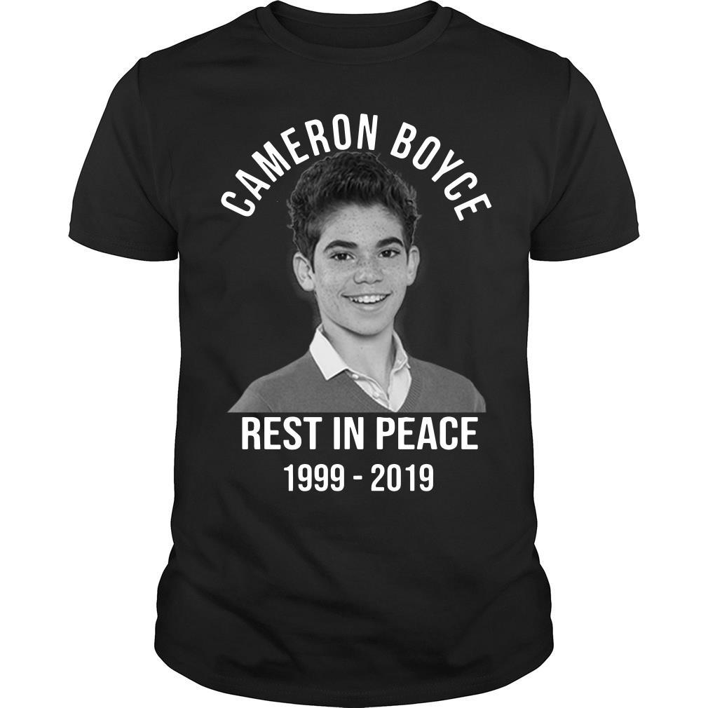 Cameron Boyce Rest in peace 1999-2019
