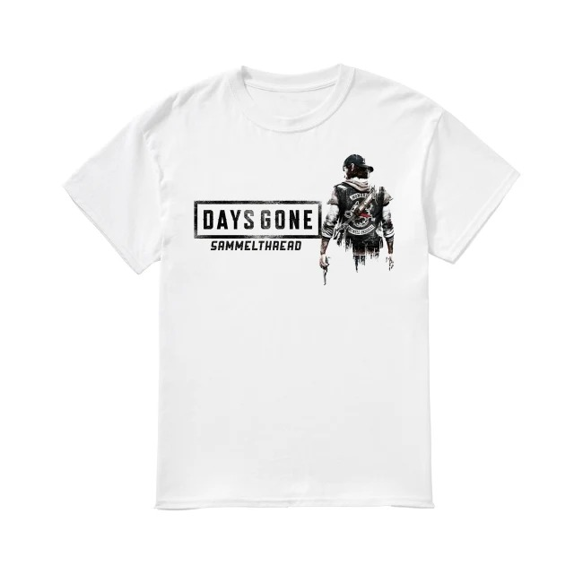 Days Gone Sammelthread shirt