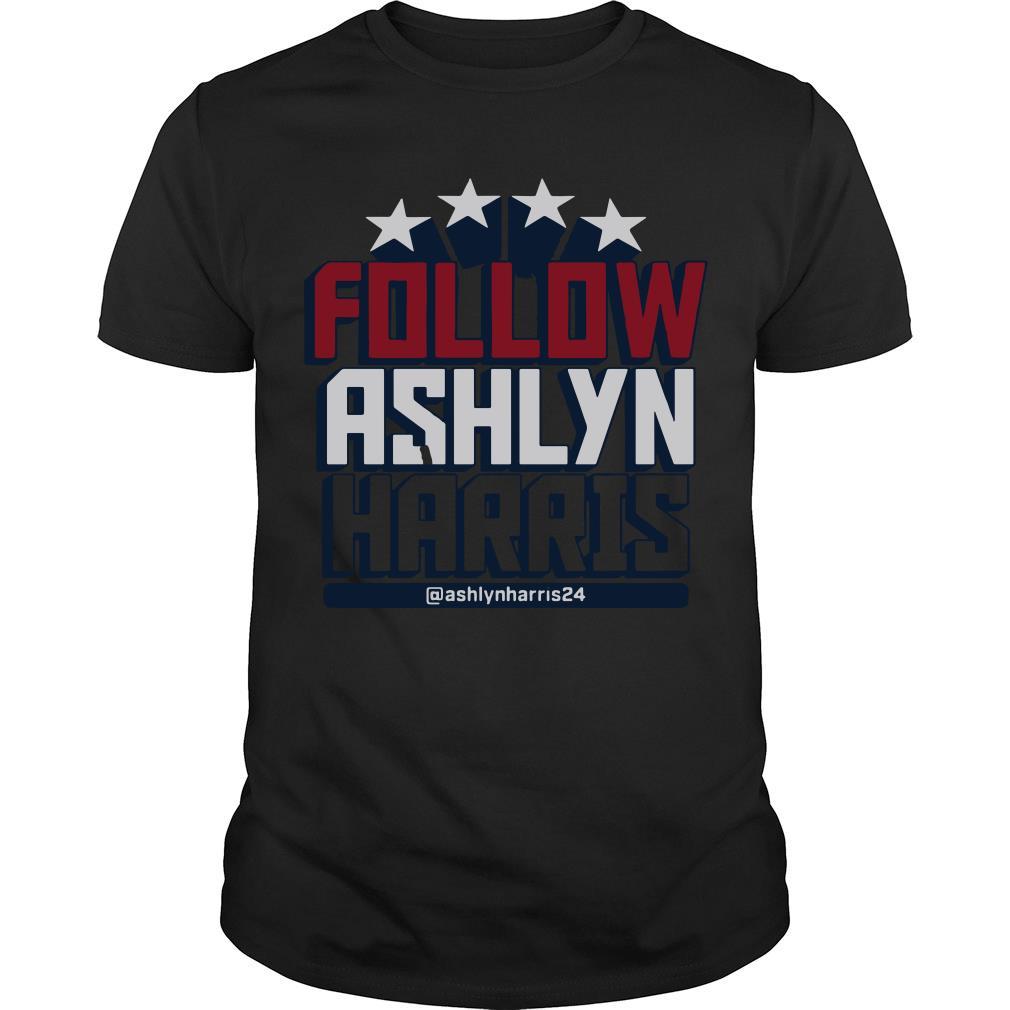 Follow Ashlyn Harris Shirt
