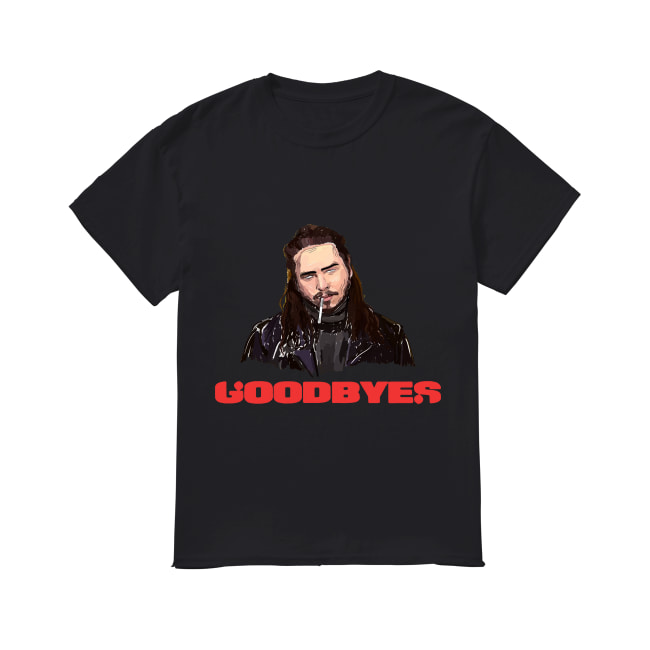 Goodbyes Post Malone shirt
