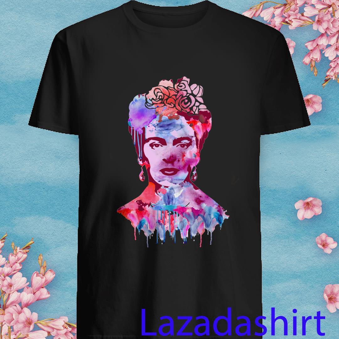 Melted Frida Kahlo Shirt