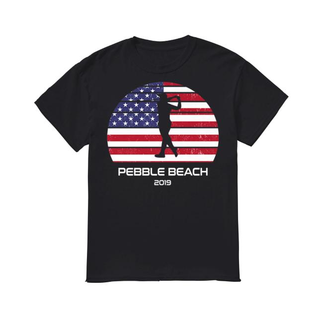 Pebble beach 2019 shirt