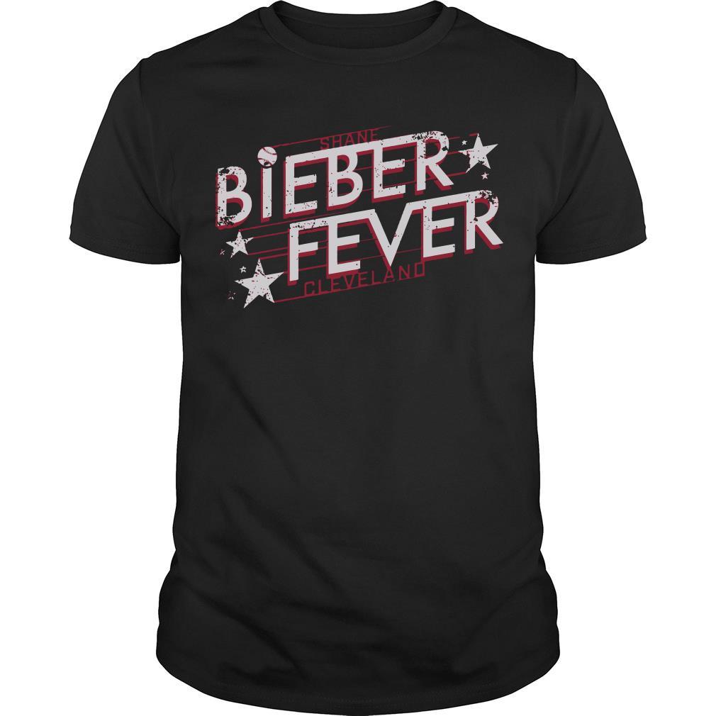 Shane Bieber fever cleveland shirt
