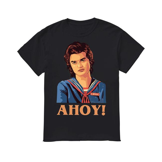 Steve Ahoy shirt