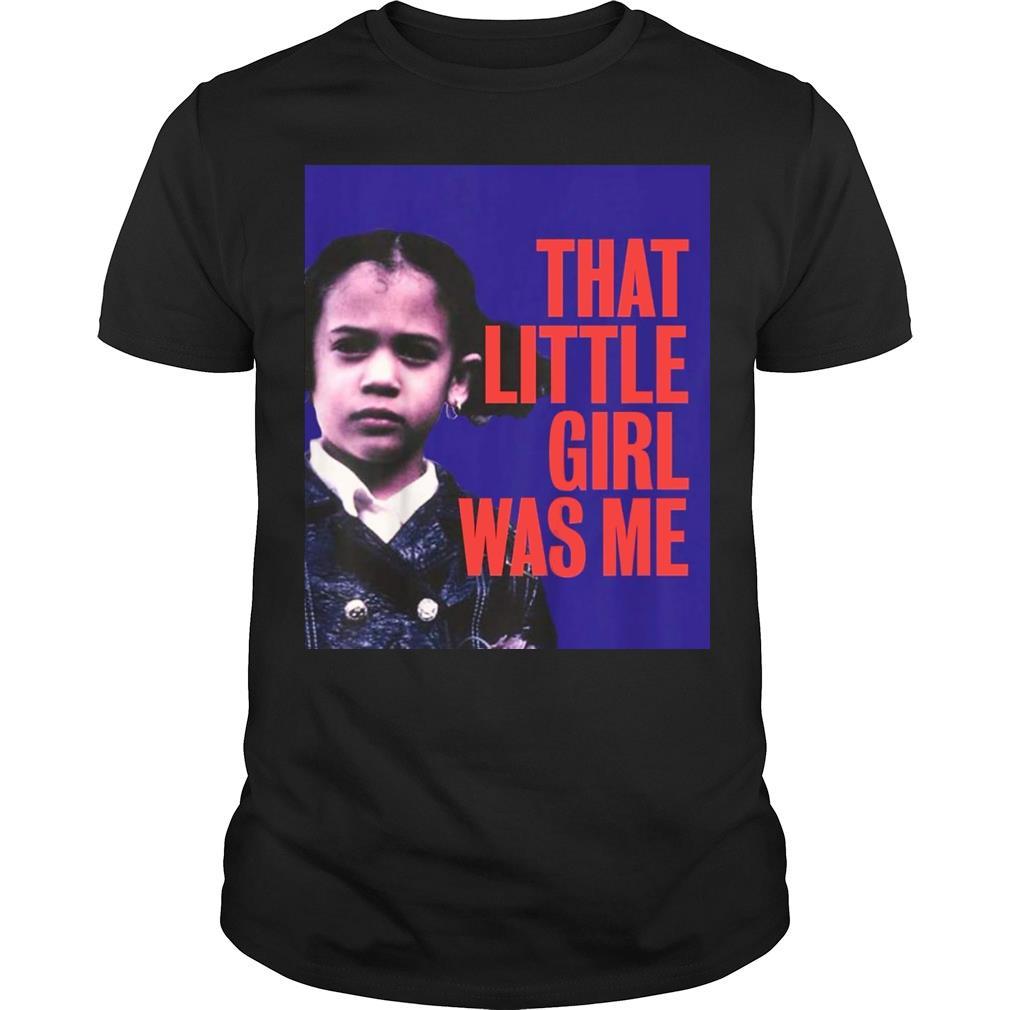 That Little Girl Was Me Shirt Kamala Harris 2020 shirt