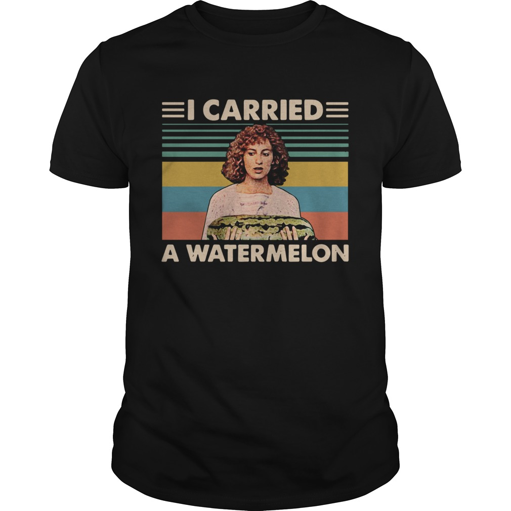 Dirty Dancing I carried a watermelon vintage  Unisex