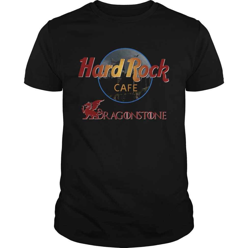 Hard rock cafe Dragonstone Game of Thrones  Unisex