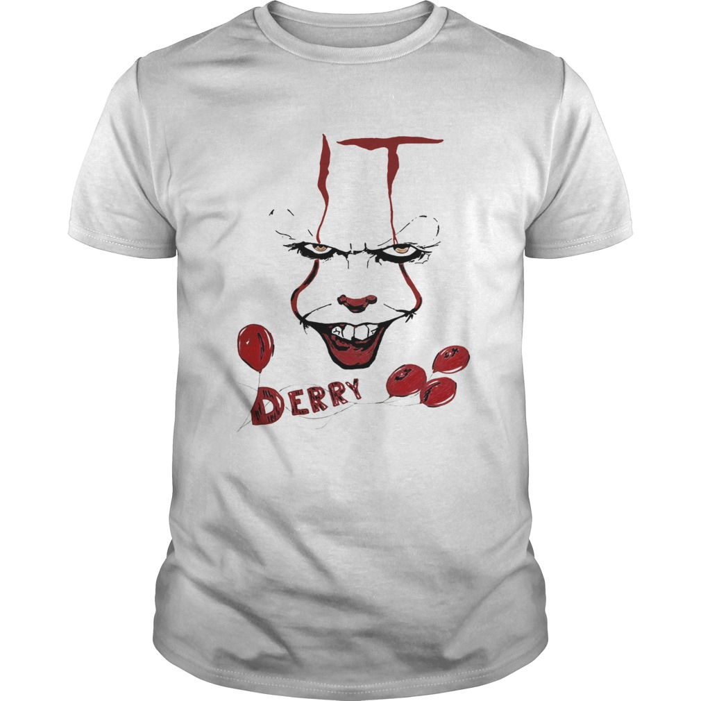 Pennywise Derry  Unisex