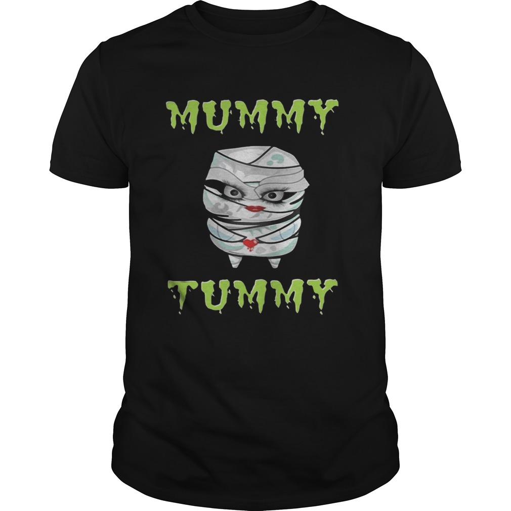 Pregnant Halloween Shirt Pregnant Halloween T Shirt Unisex