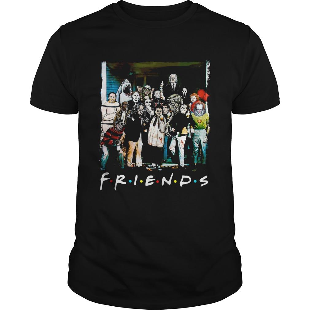 Animal House Movie Horror Friends Shirt Unisex