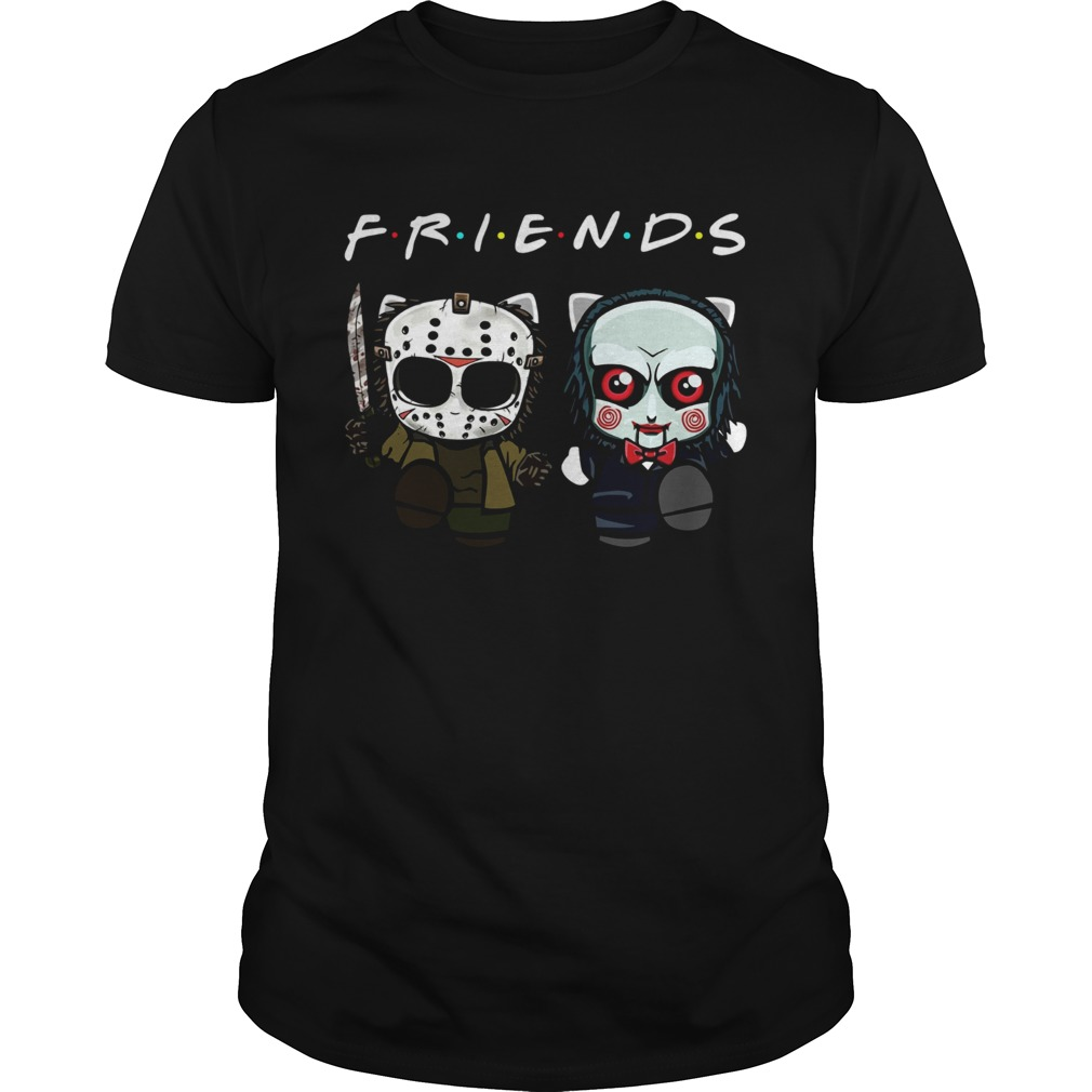 Baby Jason Voorhees and Joker Friends Tv show  Unisex