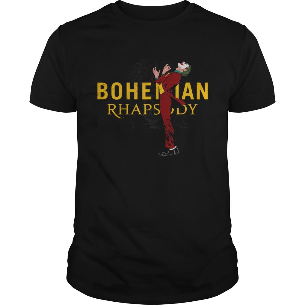 Bohemian Rhapsody Joker Joaquin Phoenix  Unisex