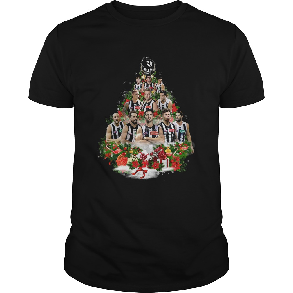 Collingwood player christmas tree  Unisex