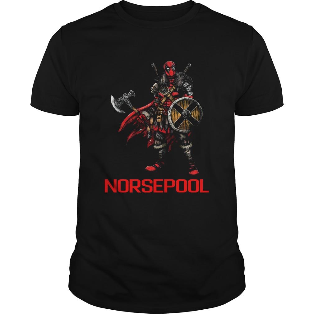 Deadpool Norsepool  Unisex