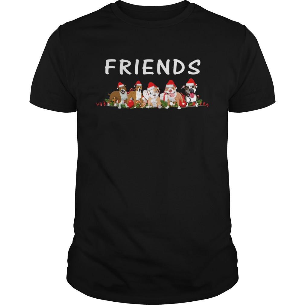 Dogs Christmas Friends  Unisex