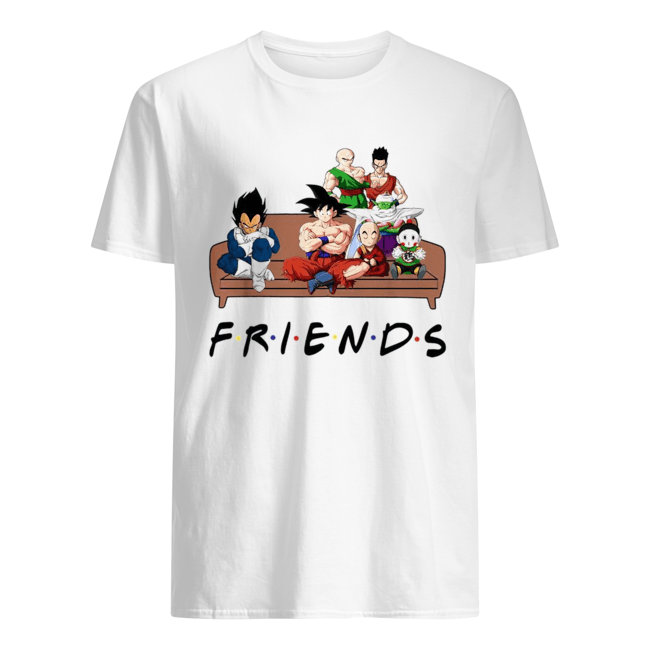 Dragon Ball Friends tv show  Classic Men's T-shirt