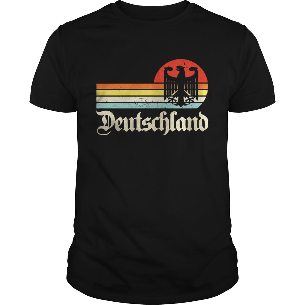 Germany Deutschland Cheer Jersey Shirt Unisex
