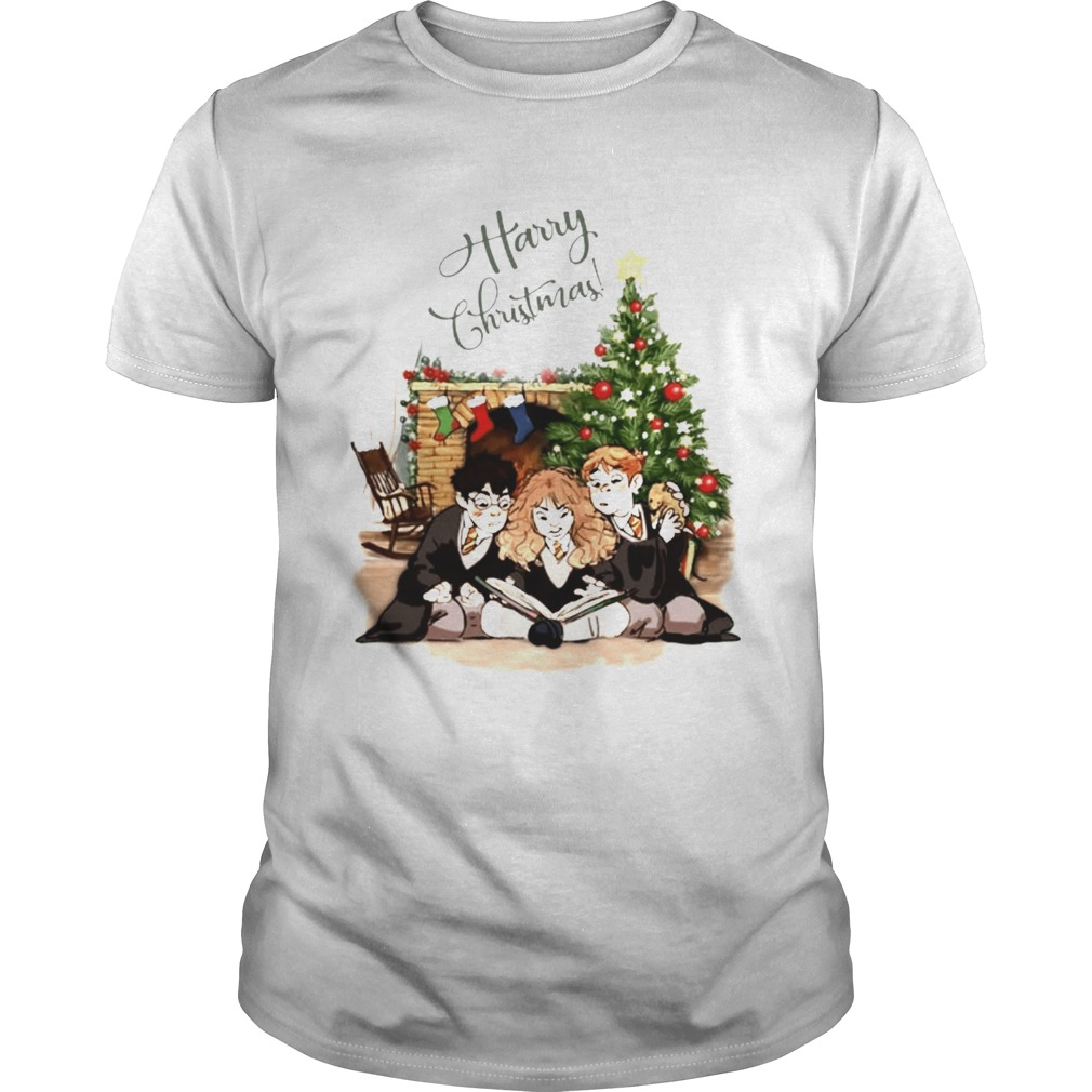 Harry Potter characters Harry Christmas  Unisex