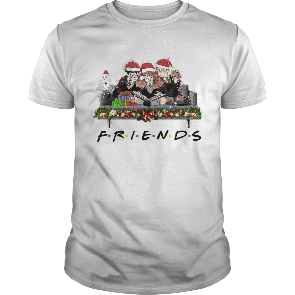 Harry Potter Friends TV Show Christmas  Unisex