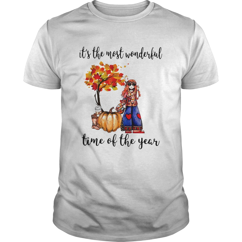 Hipper girl its the most wonderful time of the year  Unisex
